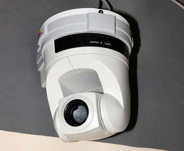 Pan-Tilt-Zoom Видеокамера