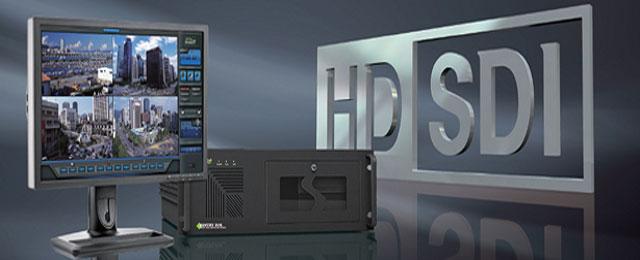 HD-SDI системи за видеонаблюдение